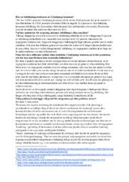 Etnicitet och kulturmöten   Analys om integration och assimilation