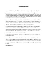 Barnkonventionen | Samhäll
