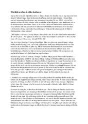 Föräldrarollen i olika kulturer | Svenska