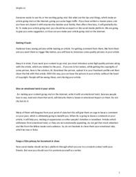 Særlige brancher jubler under coronakrisen | Engelska uppgift