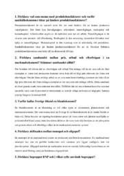 Länders produktionsfaktorer | Samhällekonomi