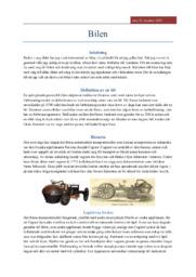 Teknik uppgift | A i betyg