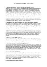 MÄNET10 Livsstil och hälsa | A i betyg