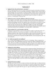 MÄNET 10 Etik |A i betyg