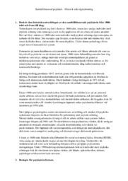 Historik och stigmatisering | Samhällsbaserad psykiatri