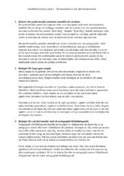 Kommunikation och självbestämmande | Samhällsbaserad psykiatri