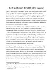 Förbjud tiggeri för att hjälpa tiggare | Debattartikel | A i betyg