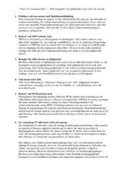 Arbetsuppgifter och hjälpmedel inom vård och omsorg | Vård och omsorgsarbete