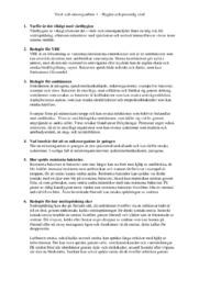 Hygien och personlig vård | Vård och omsorgsarbete