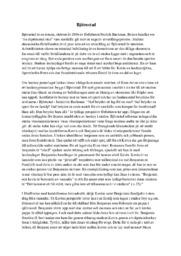 Björnstad | Svenska uppgift | C i betyg