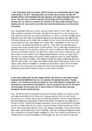 Utvandringen till Amerika | Historia | C i betyg