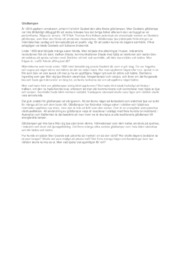 Glödlampan | Historia | B i betyg