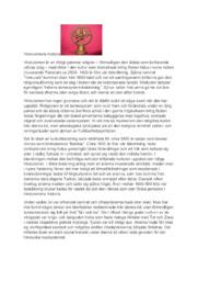 Hinduismens historia | C i betyg