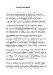 Judendom inriktningar | Religion | B i betyg