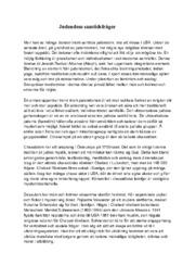 Judendom samtidsfrågor | Religion | B i betyg