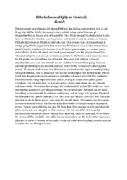 Bilbränslen med hjälp av bioteknik | B i betyg