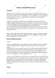Djurens matspjälkningsorgan | B i betyg