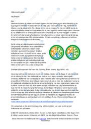 Hälsocoachuppgift | B i betyg