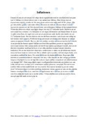 Inflationen | Fysik | A i betyg