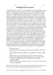 Bedrägliga knep för att luras | Sociologi | A i betyg