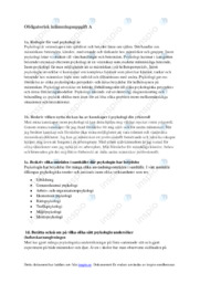 Inlamning | Uppgift | A i betyg