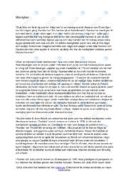 Manlighet | Uppgift | A i betyg