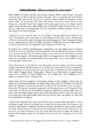 Bröderna Lejonhjärta | Uppgift | C i betyg